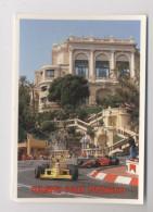Grand Prix De Monaco - Formule 1 - Vue Voiture Camel - Course Automobile - Grand Prix / F1