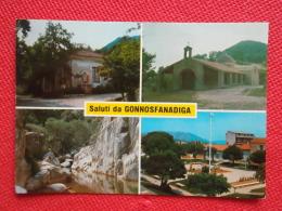 Gonnosfanadiga 1985 Cagliari - Italia
