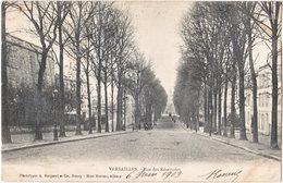 78. VERSAILLES. Rue Des Réservoirs - Versailles