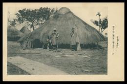 GUINÉ-BISSAU - Mancagnes ( Nº 37)  Carte PostalE - Guinea Bissau