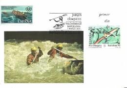 MAXIMA JUEGOS OLIMPICOS BARCELONA 92 - Kano