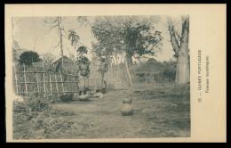 GUINÉ-BISSAU - Femmes Mandingues ( Nº 55)  Carte PostalE - Guinea Bissau