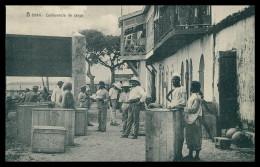 BISSAU -Conferencia De Carga   Carte Postale - Guinea Bissau
