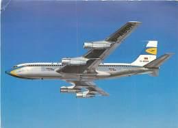 F-16 1334 :  BOEING JET 720 B  LUFTHANSA