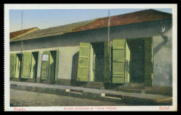 BISSAU - Societé Comerciale De L´Ouest Africain. Carte Postale - Guinea-Bissau
