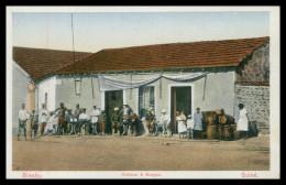 BISSAU - Adriano & Borges.  Carte Postale - Guinea Bissau