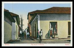 BISSAU - Rua Dr. Bombarda. Carte Postale - Guinea Bissau