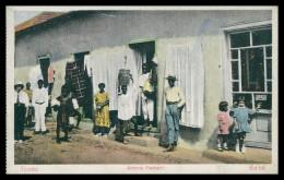 BISSAU - António Machado.   Carte Postale - Guinea Bissau