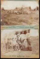 PETIT ALBUM D´UN SOLDAT FRANCAIS ( Armée Française Orient 1915 - 1918 ) MACEDOINE - VARDAR - GUERRE D´ORIENT - Voir Expl - Guerre, Militaire