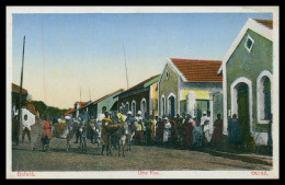 BAFATÁ - Uma Rua.  Carte Postale - Guinea Bissau