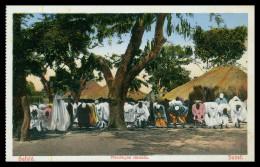 BAFATÁ - Mandingas Rezando.   Carte Postale - Guinea Bissau