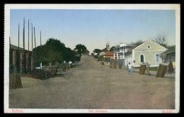 BAFATÁ - Rua Principal.   Carte Postale - Guinea Bissau