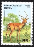 Aepyceros Melampus Impala Used Stamp - Game