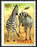 Zebra Mnh Stamp - Game