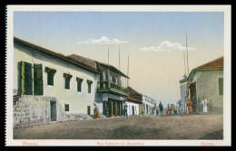 BISSAU - Rua Advento Da Republica.   Carte Postale - Guinea Bissau