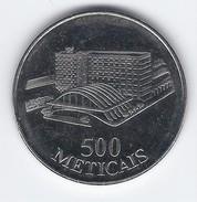 Mozambique 500 Meticais 1994 - Mozambico