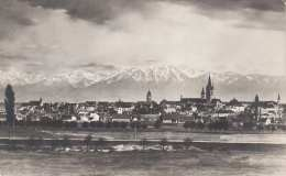 SIBIU HERRMANNSTADT - Fotokarte Gel.1932, 3 Fach Frankiert - Rumänien