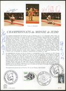 Dédicaces De Champions Du Monde