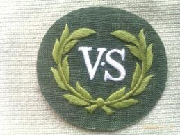 Parche Badajoz Y Ciudad Rodrigo. Valiant Stormer. 52nd (Oxfordshire) Regiment Of Foot. Guerra De La Independencia España - Escudos En Tela