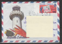 NOUVELLE-CALÉDONIE N°680 Centenaire De La Mort De Pasteur - Cartas