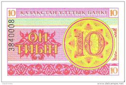 Kazakhstan - Pick 4 - 10 Tyin 1993 - Unc - Kazakistan
