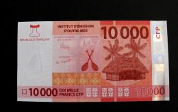 Billet De 10 000 Francs, Nouvelle Calédonie 2016 - NEUF, Série A2 - French Pacific Territories (1992-...)
