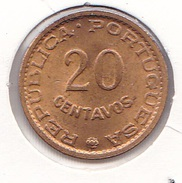TIMOR - Set Of 6 Coins 1970 UNC - Timor