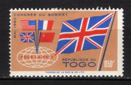 TOGO - 1960 Scott# 382 * - Togo (1960-...)