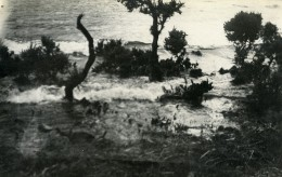 Angleterre Lake District Lac Wast Water Ancienne Photo Amateur 1930 - Places