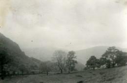 Angleterre Lake District Fairfield Ancienne Photo Amateur 1930 - Places