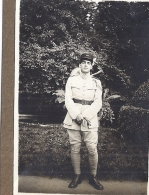 """MILITAIRE Du 158   A"""" L'ORANGERIE  AOUT 1926"""" - Guerre, Militaire"""
