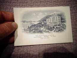 Hotel Pension Simpon Et Terminus BAVENO - Verbania