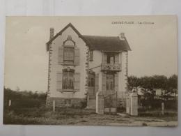 CPA  (56) Morbihan - CARNAC PLAGE - Les Glycines