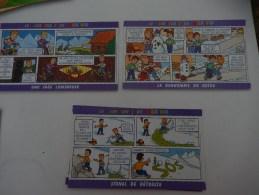 Les Aventures De Milkinis ( Lot De 5 Histoires ) - Vieux Papiers