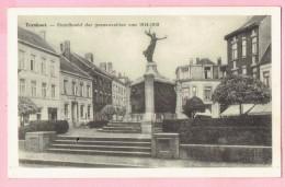 Turnhout - Standbeeld Der Gesneuvelden Van 1914 - 1918 - Turnhout