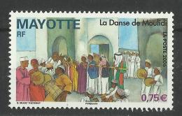 MAYOTTE 2006 DANCE MNH - Mayotte (1892-2011)