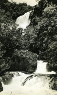 Nouvelle Guinee Riviere Cascade Foret Ancienne Photo 1940