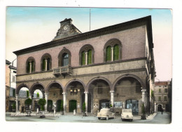 ITALIE  /  MIRANDOLA  /  MUNICIPIO  ( Automobiles Années 50 ) /  Edit.  G. PINI - Italie