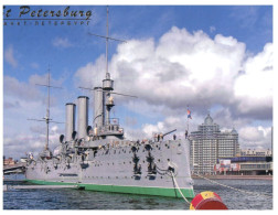 (333) Russia Warship Aurora - Guerra