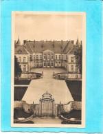 HAROUE - 54 - Le Chateau  De Beauvau-Craon - Vue Aérienne De L'entrée  ENCH0616 - - Frankreich