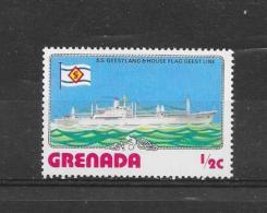 Granada 1976 Y&T Nr° 709** - Grenade (1974-...)