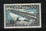 GF588- COSTA D'AVORIO ,  Serie 65 *** MNH . Pont - Costa D'Avorio (1960-...)