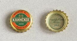 Capsule Bière Brasserie Klin, Russie (crown Beer Cap, Kronkorken, Tappi Birra) - Bière