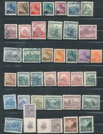 Bohème Et Moravie Petite Collection Plus De 120 Timbres Différents - Bohême & Moravie