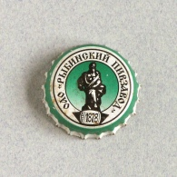 Capsule Bière Brasserie Rybinsk, Russie (crown Beer Cap, Kronkorken, Tappi Birra) - Bière