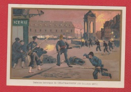 Défense Héroique De Chateaudun - France