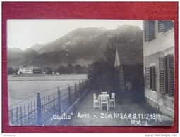 "AUSTRIA / SALZBURG - GOLLING /  ""CÖCILIA"" AUSS V.ZIM / 1929 - Golling"