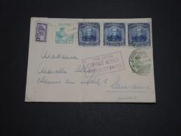 COLOMBIE - Enveloppe De La Légation Suisse Pour La Suisse En 1946 Par Avion ,affranchissement Plaisant - A Voir - L 4645 - Colombie
