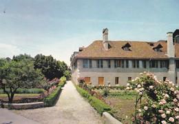 74---ANNECY--COUVENT ST JOSEPH--ancien Second Monastère De La Visitation--le Jardin--voir 2 Scans - Annecy