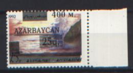 Azerbaijan 1994 Tipo Del 1992 Sopr/ovp 400m. **/MNH VF - Azerbaijan
